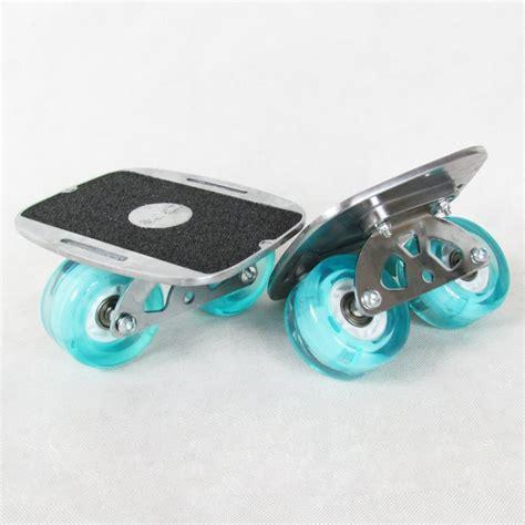 Drift Two Roller Skateboard Plate skate board freeline outdoors skateboard drift skate sab drifting plates free skateboard fashion