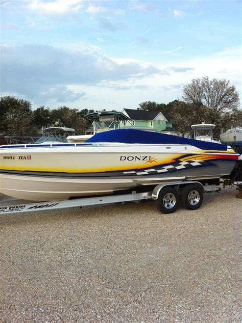 donzi 28 zxo boats for sale 2007 donzi zx boats for sale