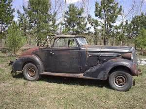36 Buick Coupe Purchase Used 1936 Buick Convertible Century 36 Coupe
