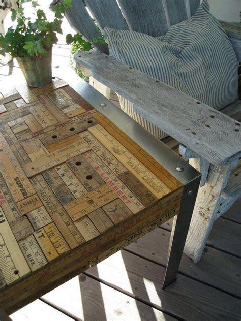 blogs de bricolaje bricolaje facilisimo ideas para reutilizar reglas de madera bricolaje