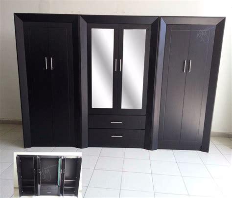 librero y ropero cl 243 set blanco grande espejo cajonera armario ropero