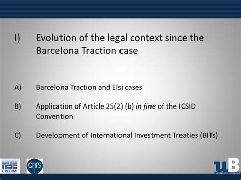 barcelona traction case credimi ei source book