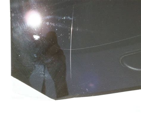 tips to repair a windshield scratch cool rides
