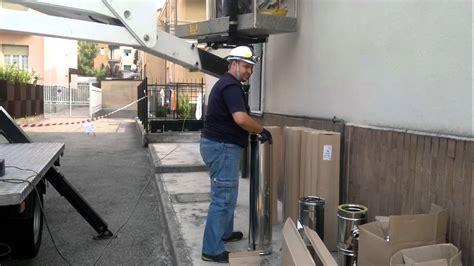 installazione canna fumaria camino installazione canna fumaria esterna