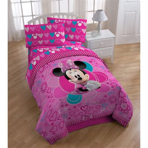 full size minnie mouse comforter set minnie mouse twin bedding