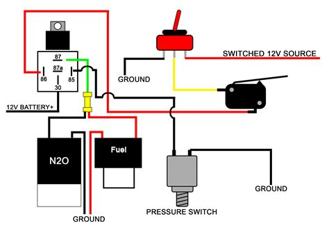wiring diagrams in 12 volt toggle switch with diagram
