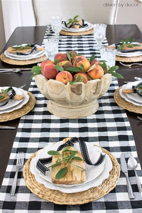 Link Score With This Bowl Centerpiece by 30 Tips For Fabulous Fall Decor Driven By Decor