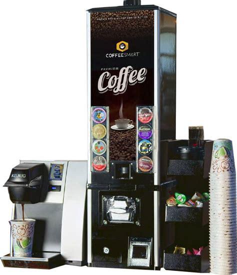 New Coffee Smart K Cup Vending Machine: Vending Machines