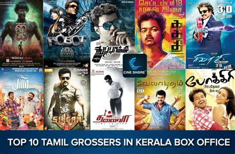 Top 10 Box Office by Tamil Box Office Records Sport Inpiration Gallery