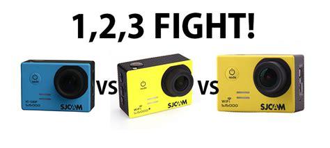 Non Wifi compare sj5000 novatek 96655 vs sj5000 wifi vs sj5000 plus
