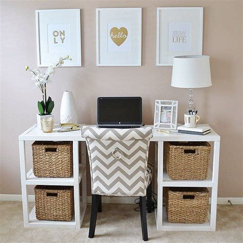 25 best ideas about small desk space on desk