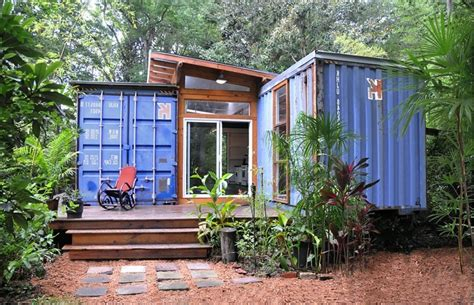 companies that build shipping container homes set