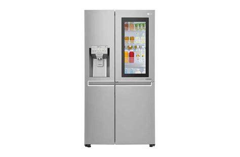 Harga Lg Instaview Door In Door lg instaview door in door refrigerator knock see