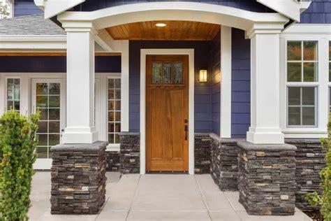 material  exterior doors thompson creek