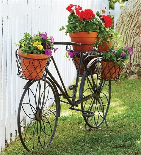 Garden Decoration Bicycle by Garden Decor Enchanting Accessories For Garden Decoration