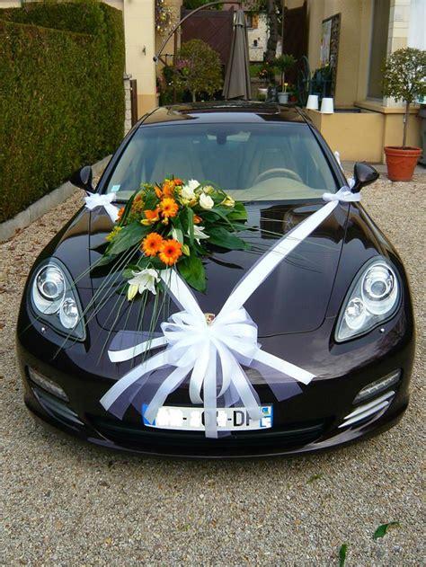 decoration voiture mariage les voitures de mariage