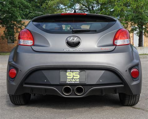 Hyundai Veloster 2014 Review by Review 2014 Hyundai Veloster Turbo 95 Octane