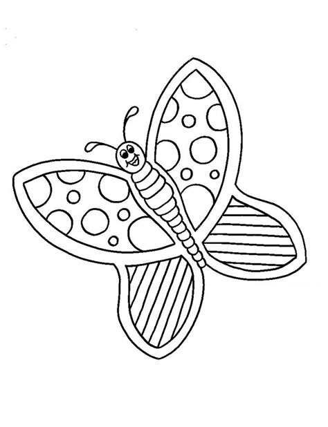 monarch butterfly coloring pages free free printable butterfly coloring pages for kids