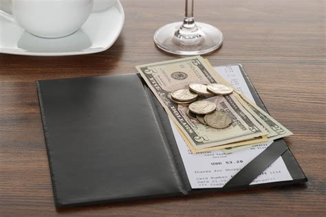 Tip The Table by Service Charge Vs Tip Nmra