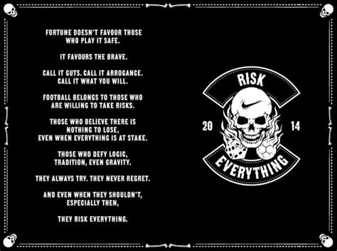 Nike Risk Everything Skull Iphone Samsung 17 best images about risk everything on it is nike football and nike quotes