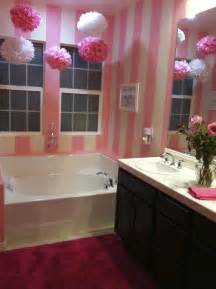 the twins girly bathroom bachelorette pad pinterest