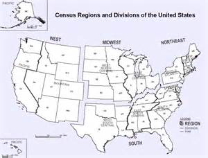 maps of the united states geographic regions