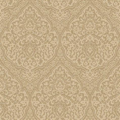 wallpaper gold beige gold and beige framed damask wallpaper