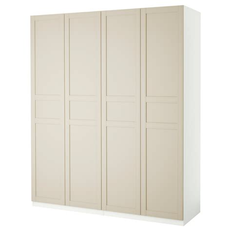 ikea wardrobe lighting pax wardrobe white flisberget light beige 200x60x236 cm ikea