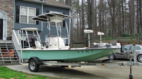 bonefish boats prices 2009 bonefish back country 18 fishing boat with trailer