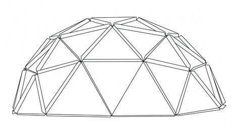 geodesic dome template geodesic paper folding pictures to pin on