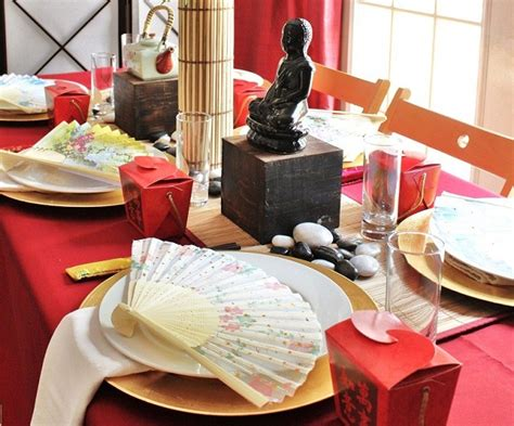 dinner themes ideas how to host an asian themed dinner celebrations at