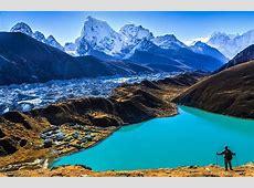 Everest Base Camp Trek travel - Lonely Planet W Hotels Logo