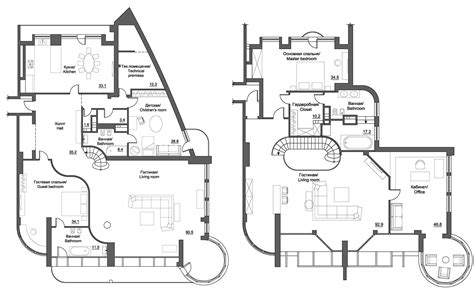 luxury penthouse floor plan amazing penthouse for sale in downtown kiev 11a t