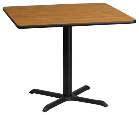 flash furniture 36 inch square dining table with
