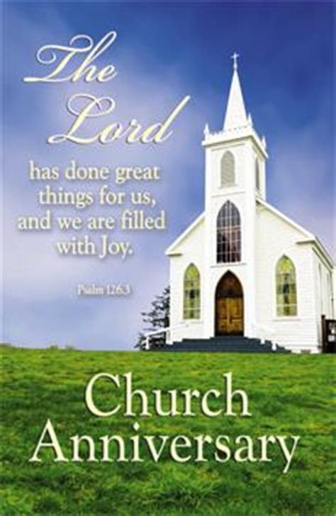 inspirational quotes for church anniversary quotesgram