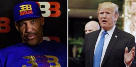 donald trump liangelo donald trump can t stop tweeting about lavar ball new