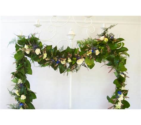 Wedding Garland by Wedding Garland In Kalamazoo Mi Ambati Flowers