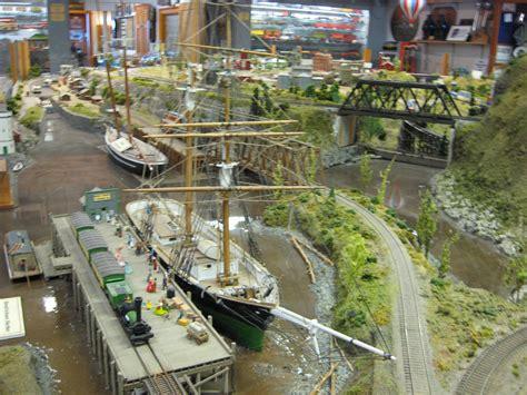 design ho train layout medina railroad museum ho scale model train layout flickr