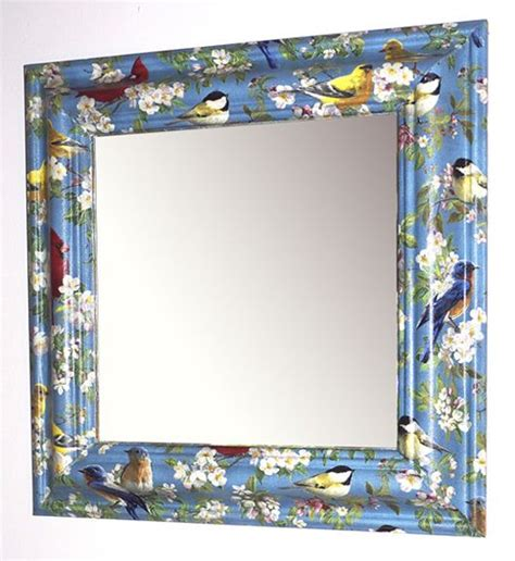 Decoupage Frame Ideas - 85 best decoupage ideas images on mirrors