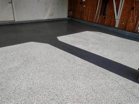concrete garage floor coating refinishing wilmington