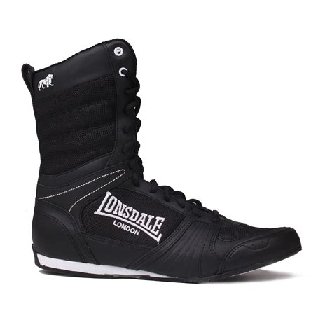 sports direct boxing shoes lonsdale lonsdale contender boxing boots mens boxing boots