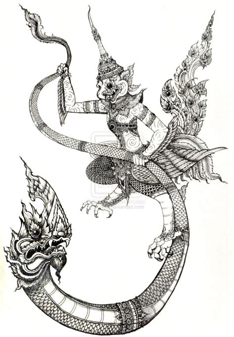 naga tattoo design naga tattoo google search thai inspiration pinterest