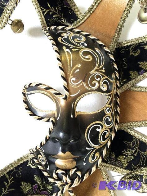 Souvenir Handmade Italy Venice La Maschera Galeone vintage made original la maschera galeone mask valentines last min sale part 3