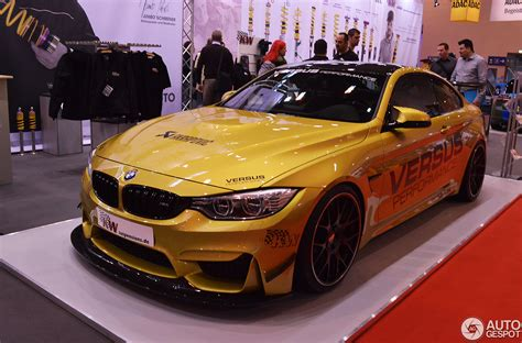 Performance Cars Essen by Essen Motor Show 2014 Versus Performance Bmw M4 Coup 233