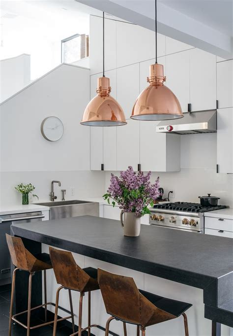 copper kitchen lights 25 best ideas about copper pendant lights on