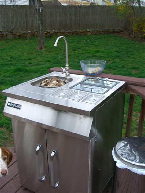 Outside Sinks by Outdoor Sink And The Living S Easy