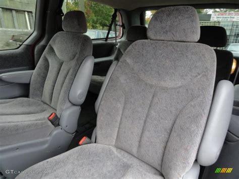 2000 Dodge Caravan Interior by Mist Gray Interior 2000 Dodge Grand Caravan Sport Photo