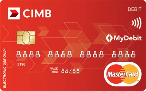 Cimb Credit Card Application Form Malaysia Pin Pay 226 Replace Your Signature With A 6 Digit Pin