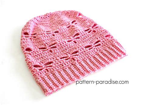 youtube url pattern free crochet pattern dragonfly slouchy hat pattern paradise