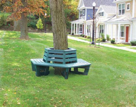 tree surround bench tree surround bench